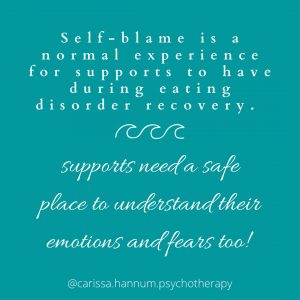 The Importance of Family Treatment and Empowerment During Eating Disorder Recovery